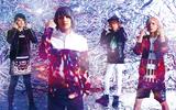 THREE LIGHTS DOWN KINGS、来年2/11リリースのニュー・シングル『NEVER SAY NEVER』の詳細発表!VAN HALENの「JUMP」のカバーも収録!