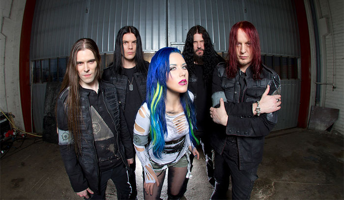 ARCH ENEMY、新ギタリストとしてJeff Loomis(ex-NEVERMORE)の加入を発表!