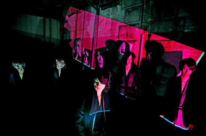 MERRY、12/24にリリースするニュー・アルバムの骨花ジャケ3種解禁!表題曲「NOnsenSe MARkeT」の試聴スタート!
