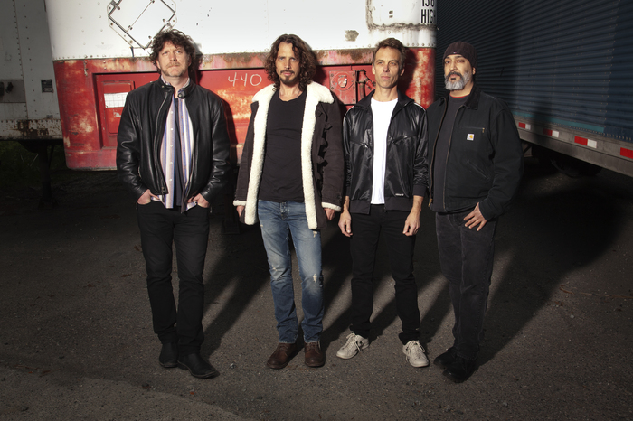 SOUNDGARDEN、11/24にリリースするニュー・アルバム『Echo Of Miles: Scattered Tracks Across The Path』より未発表楽曲「Twin Tower」の音源公開!