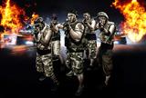 元INHALEのショウイチ大尉 率いるGhouls Attack!、1/14リリースの2nd EP『FINAL JUDGEMENT』より、「HAKABA NO WARRIOR」のMV公開!