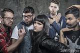 超絶テク&ド変態メタルコア・バンド IWRESTLEDABEARONCE、来年にニュー・アルバムをリリースすることを発表!