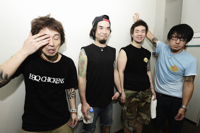 Ken Yokoyama、全公演に10-FEETを迎え開催するコンセプト・ツアーにHOTSQUALL、WANIMA、SECRET 7 LINE、G-FREAK FACTORYがゲスト出演決定!