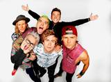 MCFLYとBUSTEDによるスーパー・グループ MCBUSTED、デビュー・アルバム『McBusted』より「Get Over It」のMV公開!