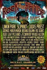 """米ロック・フェス""""Rock On The Range""""に、SLIPKNOT、LINKIN PARK、JUDAS PRIESTら出演決定!日本からはBABYMETALが参戦!"""