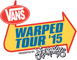 """""""Vans Warped Tour 2015""""に、ESCAPE THE FATE、HANDS LIKE HOUSESら5組が出演決定!"""