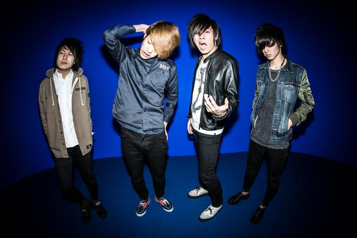 メロディアスなラウドロック×日本語詞の本格バンド・サウンドを放つ4人組、RIGELが3/22に地元 富山でミニ・アルバム『AWAKE』リリース・ツアー・ファイナル開催決定!