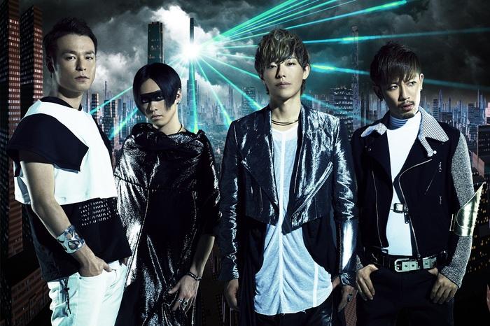 SPYAIR、3/25にリリースする約1年ぶりとなるニュー・シングル『ROCKIN' OUT』の詳細発表!ジャケット&最新アー写も公開!