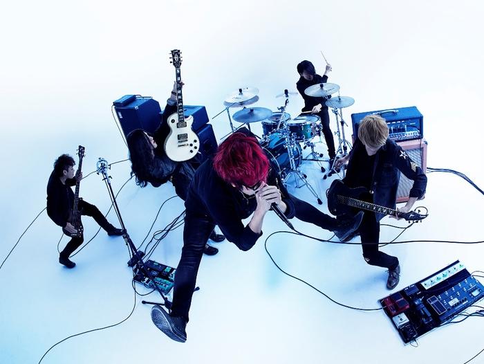 a crowd of rebellion、3/4にリリースするメジャー・デビュー・シングル『The Crow』のトレーラー映像&最新アー写公開!3月に開催するレコ発ツアーの対バン第1弾発表!