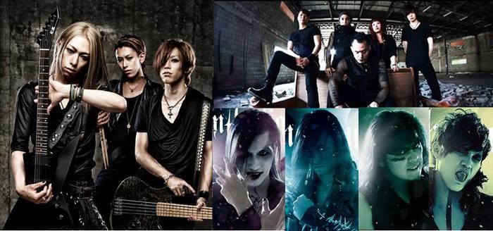 "GYZE、MIDIAN、ANTHELIONらアジアのメロデス・バンドが集結!2/28(土)に渋谷 CLUB QUATTROで""Extreme Showcase""特別編の開催が決定!"