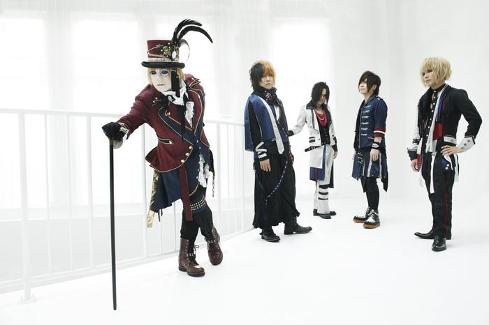 NoGoD、4/8にリリースする結成10周年記念2枚組ベスト・アルバムのタイトルが『VOYAGE ~10TH ANNIVERSARY BEST ALBUM』に決定!収録曲も明らかに!