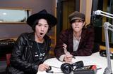 Taka(ONE OK ROCK)×野田洋次郎(RADWIMPS)の対談が、2月にFM802 / InterFMでオンエア決定!