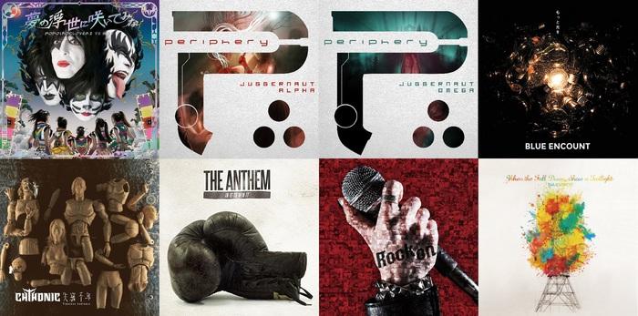 【今週の注目のリリース】ももいろクローバーZ vs KISS、PERIPHERY、BLUE ENCOUNT、CHTHONIC、THE ANTHEM、ナノ、THA ALBATROSSの8タイトル!