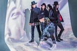 sukekiyo、2/4リリースの1stミニ・アルバム『VITIUM』初回盤特典ディスクにWes Borland(LIMP BIZKIT)とのコラボ曲やRENHOLDËR(ex-NINE INCH NAILS)リミックス曲収録決定!