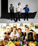 BUZZ THE BEARS × GOOD4NOTHING、4/23に堺club massiveにて2マン・ライブ開催決定!