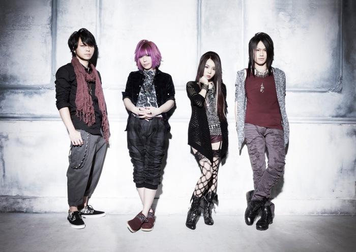蛇石マリナ率いるHR/HMバンド Mardelas、4/22リリースのメジャー・デビュー・アルバム『Mardelas Ⅰ』のジャケット&リード曲「Eclipse」のMV公開!