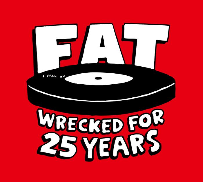 """NOFXを筆頭に全世界のパンク/メロコア・シーンを牽引し続けているレーベル""""FAT WRECK CHORDS""""、25周年イベントを11/23に幕張メッセにて開催決定!"""