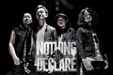 NOTHING TO DECLARE、3/14にリリースする1stシングル「We Stand Alone」のMV公開!