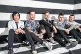 SLEEPING WITH SIRENS、4/22リリースのニュー・アルバム『Madness』より「Gold」他4曲の音源公開!