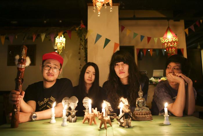 スサシことSPARK!!SOUND!!SHOW!!、6/17に初の全国流通盤となるミニ・アルバム『Chemical X』リリース決定!Tomohiro(FACT)、庵原将平(SHANK)らからのコメントも到着!