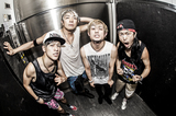 TOTALFAT、7/1に7thフル・アルバム『COME TOGETHER, SING WITH US』リリース決定!7月に東名阪ツアーも開催!