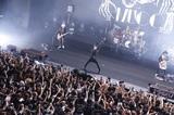 MUCC、6/24にニュー・ミニ・アルバム『T.R.E.N.D.Y. -Paradise from 1997-』リリース決定!昨日開催されたEX THEATER ROPPONGI公演のライヴ写真も到着!