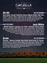 "BAD RELIGION、ROYAL BLOODら、""Coachella Festival""でのライヴ映像続々公開!"