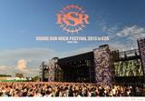 """RISING SUN ROCK FESTIVAL 2015""、第2弾出演アーティストにFear, and Loathing in Las Vegas、[Alexandros]、打首獄門同好会ら16組出演決定!"