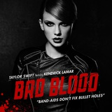 Hayley Williams(PARAMORE)、Selena Gomez、Ellie Gouldingら豪華キャストが登場するTaylor Swiftの最新MV「Bad Blood ft. Kendrick Lamar」公開!