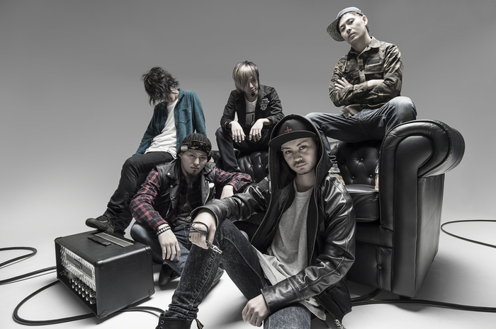 DOLLS REALIZE、7/26の大阪公演をもってRONO(Gt)が脱退