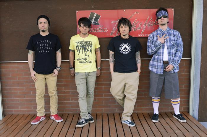 Ken Yokoyama、7/10放送のMステに出演決定!キャリア初の地上波番組で生パフォーマンスを披露!