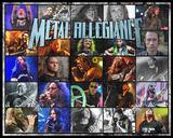 MEGADETH、ARCH ENEMYなどのメンバー参加のメタル・プロジェクト METAL ALLEGIANCE、9/18に1stアルバム『Metal Allegiance』の国内盤リリース決定!