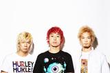 NAMBA69、JESSE(RIZE/The BONEZ)とのコラボ曲「LET IT ROCK feat. JESSE」発表!9/2にニュー・ミニ・アルバム『LET IT ROCK』リリース&ツアー決定!
