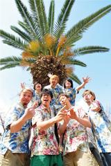 "SABOTEN・PAN、スプリット・アルバム『TROPICAL PARK 2』のリリースを記念した激ロックとのコラボ・グッズ ""激サボパン""の詳細発表!"
