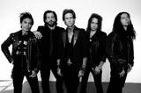 BUCKCHERRY、ニュー・アルバム『Rock 'N' Roll』より超セクシーな「Tight Pants」のMV公開!