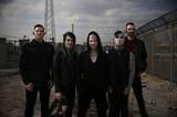 新メンバーが加入した A SKYLIT DRIVE、10月リリースのニュー・アルバム『ASD』より「Bring Me A War」のMV公開!