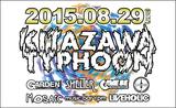 """下北沢のサーキット・フェス""""KITAZAWA TYPHOON 2015""""、下北沢ROCKAHOLICのDJ&rpmステージの追加出演者とタイムテーブル公開。クロージング・アクトにBiSHの出演が決定"""