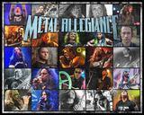 MEGADETH、ARCH ENEMYなどのメンバー参加のメタル・プロジェクト METAL ALLEGIANCE、9/18リリースの1stアルバムより「Scars」のトレーラー映像公開!