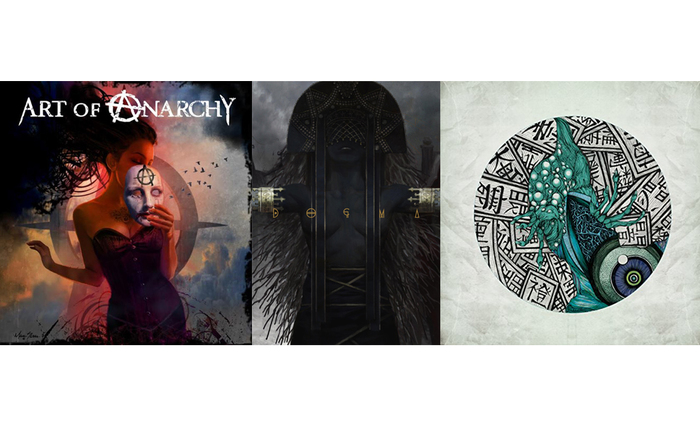 【明日の注目のリリース】ART OF ANARCHY、the GazettE、MergingMoonの3タイトル!