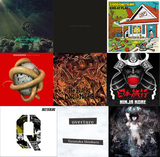 【今週の注目のリリース】Crossfaith、BMTH、G4N、SHINEDOWN、THE BLACK DAHLIA MURDER、NINJA KORE、BUZZ THE BEARS、塩原康孝、THOUSAND EYESの9タイトル!