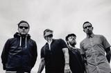 アメリカ王道ロック・シーンを代表するSHINEDOWN、9/18リリースのニュー・アルバム『Threat To Survival』より「Outcast」の音源公開!