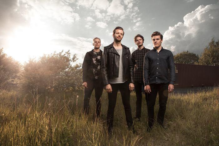PERIPHERY、ERRAに続くデンマークのプログレッシヴ・メタルコア・バンド GHOST IRIS、10/21にGO WITH MEよりデビュー・アルバム『Anecdotes Of Science & Soul』リリース決定!