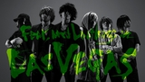 Fear, and Loathing in Las Vegas、10月より開催する全国ツアー第1弾ゲストにlocofrank、Northern19、WANIMA、AIR SWELLら決定!