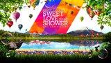 "SiM、BRAHMAN、MONOEYES、ラスベガス、ブルエンらが出演した""SWEET LOVE SHOWER 2015""、10/23-25にスペシャにて計9時間にわたる特番オンエア決定!"