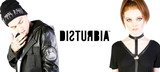 DISTURBIA CLOTHING(ディスタービア・クロージング)よりバックパックをはじめ総柄S/Sシャツやユニークなデザインを落としこんだTシャツが新入荷!