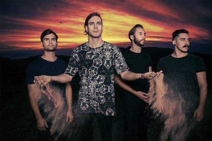 Crystal Lakeの東名阪ツアーにゲスト出演するオーストラリアン・メタルコアの異才 IN HEARTS WAKE、最新アルバム『Skydancer』より「Badlands」のライヴMV公開!
