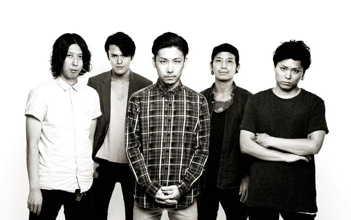 札幌発の5人組メタルコア/スクリーモ・バンド FROM DAY TO DAY、12/9リリースの1stミニ・アルバム『INCEPTION』より「Lies」のMV公開!