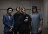 THE USED、結成15周年を記念してライヴ・アコースティック・アルバム『Live And Acoustic At The Palace』を来年4月にリリース決定!