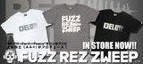 FUZZ REZ ZWEEPから新作Tシャツや定番ロゴのニュー・カラーが登場!ほかキャンペーン中の STAY SICK CLOTHINGからも新作が登場!