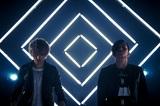 本能と実験のハイブリッドコア DIAWOLF、11/18リリースの2nd EP『Turbulence』の全曲試聴ティーザー映像&最新ヴィジュアル公開!